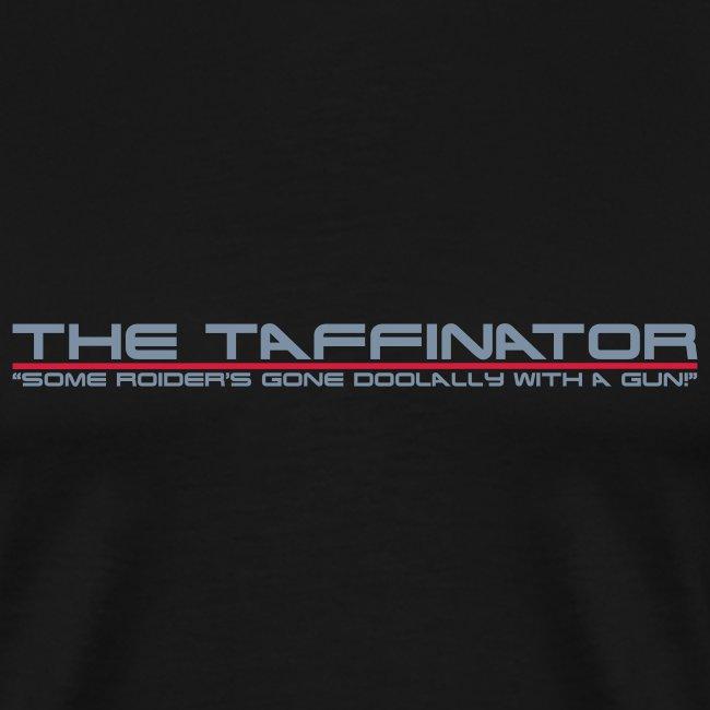 "Taffinator BLACK XXXL  ""Doolally"""