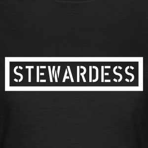 Stewardess  - Frauen T-Shirt