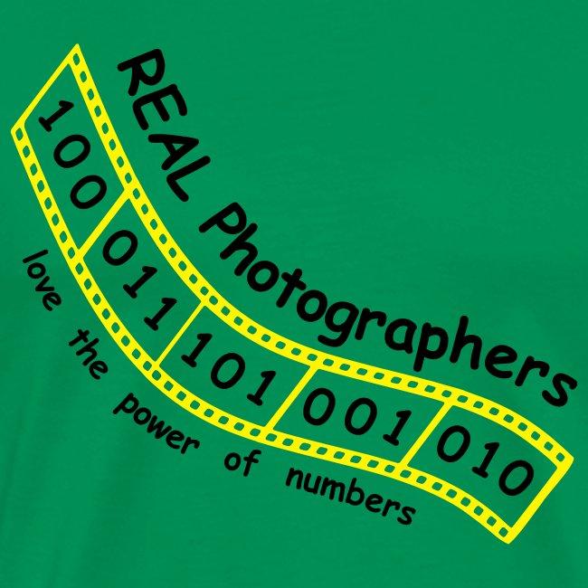 Digital Photographer (Green)
