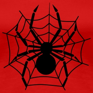 Red Spider Ladies' - Women's Premium T-Shirt