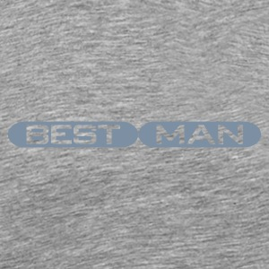 Ash Best Man T-Shirts - Men's Premium T-Shirt