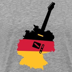 germanguitar - Männer Premium T-Shirt