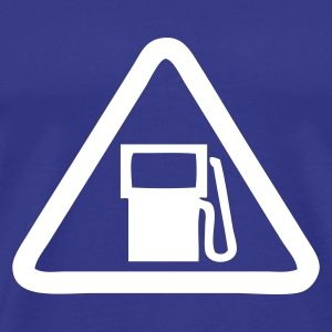 Filling Station,Gasoline,Diesel fuel - Men's Premium T-Shirt