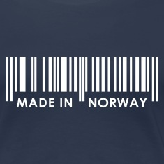 Navy Made in Norway / Norwegen Girlie