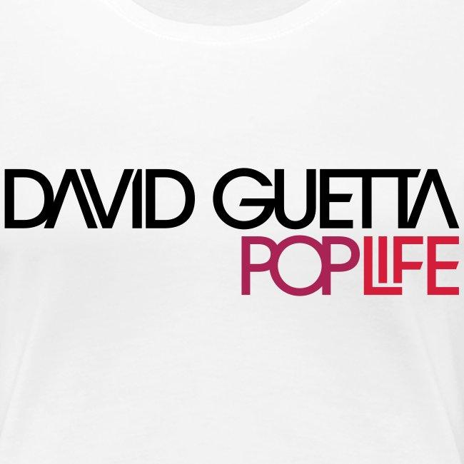 David Guetta Pop Life Femme
