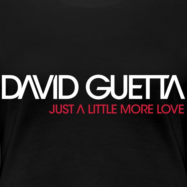 David Guetta More Love Femme