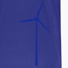 Sky Wind wheel for renewable energies T-Shirts