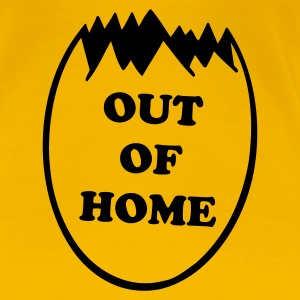 Out Of Home - Frauen Premium T-Shirt