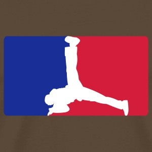 Breakdance Liga - Men's Premium T-Shirt