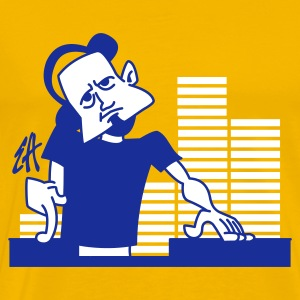 Disc jockey - Men's Premium T-Shirt
