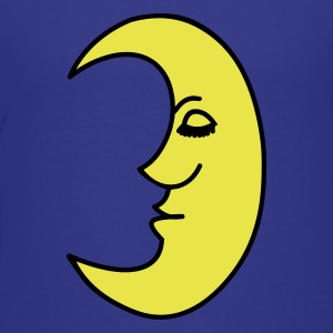 moon - Teenage Premium T-Shirt