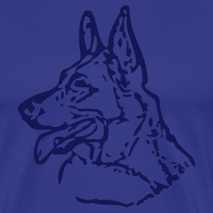 - www.dog-power.nl - CG - Men's Premium T-Shirt