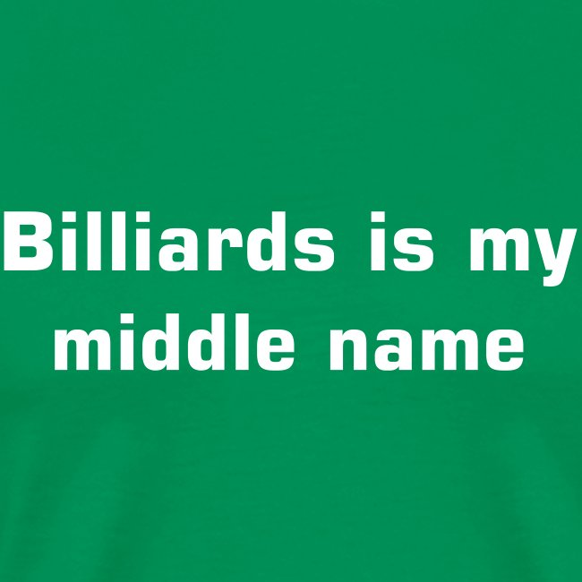 Middle Name