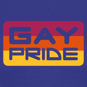 gay pride - Premium T-skjorte for menn