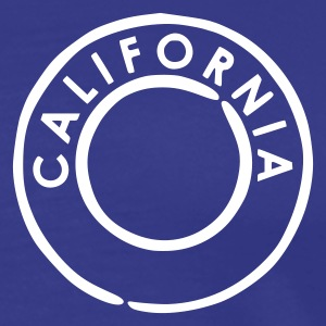 Royal blue California - USA Men's Tees - Men's Premium T-Shirt