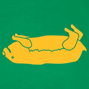 Bottlegreen Dead Hamster T-Shirts - Men's Premium T-Shirt