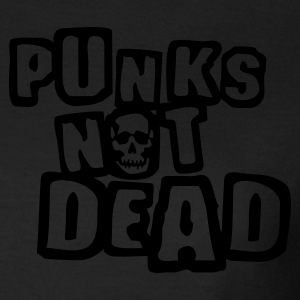 Punks not dead - Frauen T-Shirt