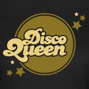 Chocolate Disco Queen T-Shirts - Frauen T-Shirt
