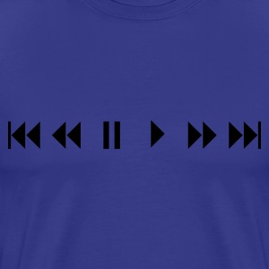 EN-PlayButtons - Men's Premium T-Shirt