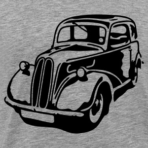Old Motor Car - Men's Premium T-Shirt