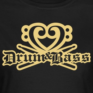 Chocolate Drum&Bass T-Shirts - Frauen T-Shirt