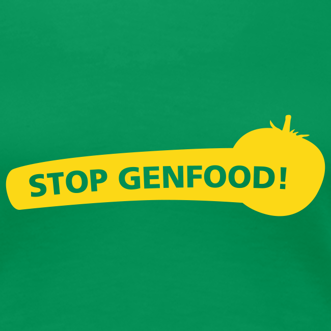Stop Genfood!