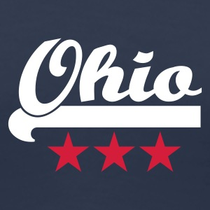 Navy ohio T-Shirts - Frauen Premium T-Shirt