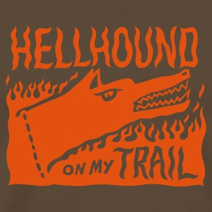 Hell Hound On My Trail - Men's Premium T-Shirt