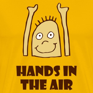 Hands in the Air - Men's Premium T-Shirt