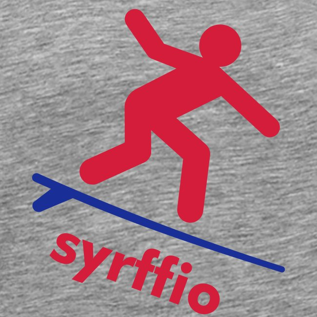 Syrffio - Crys T