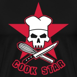 cook_star Tee shirts - T-shirt Premium Homme
