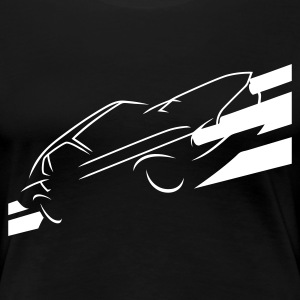 Night Drive 16 girls - Women's Premium T-Shirt