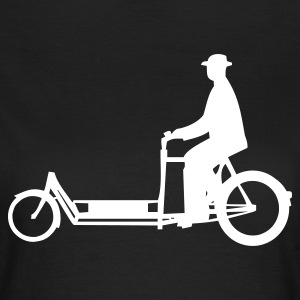 Chocolate Long John Bicycle T-Shirts - Frauen T-Shirt