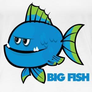 fish - Women's Premium T-Shirt