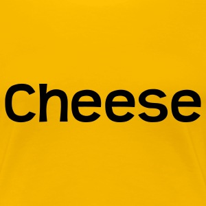 Yellow Cheese Women's Tees - Women's Premium T-Shirt