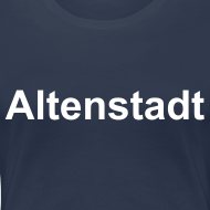 Motiv ~ Altenstadt - Frauen-Shirt