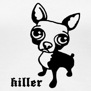 Weiß killer T-Shirts - Frauen Premium T-Shirt