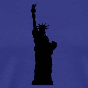 Statue of Liberty - Men's Premium T-Shirt