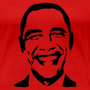 Obama - Frauen Premium T-Shirt