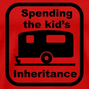 Kid's inheritance T-Shirts - Men's Premium T-Shirt