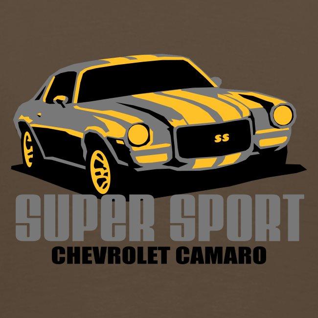 Super Sport T-shrt Herre Basis