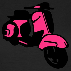 Olive scooter2 T-Shirts - Frauen T-Shirt