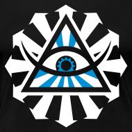 Motiv ~ Paniq 2009 T-Shirt (Feminine Blue)