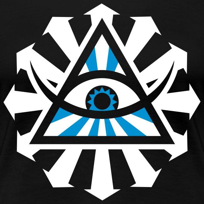 Paniq 2009 T-Shirt (Feminine Blue)
