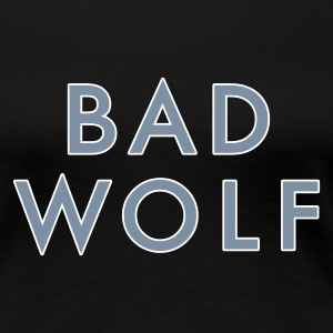 Bad Wolf grey/glow - Women's Premium T-Shirt