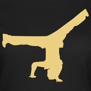 Breakdance 02 - T-shirt dam