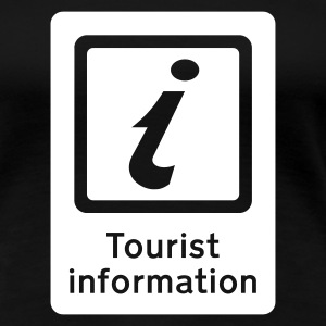 Tourisme,Tourist Information,Sight Seeing - T-shirt Premium Femme