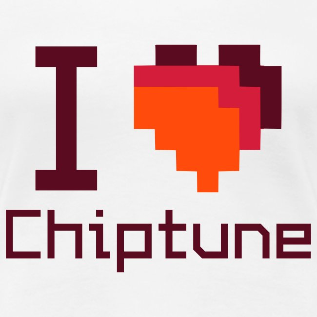 I love chiptune (women's edition)