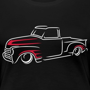 Night Drive 18 girls - Women's Premium T-Shirt