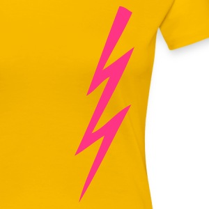 DE-Flash - Frauen Premium T-Shirt